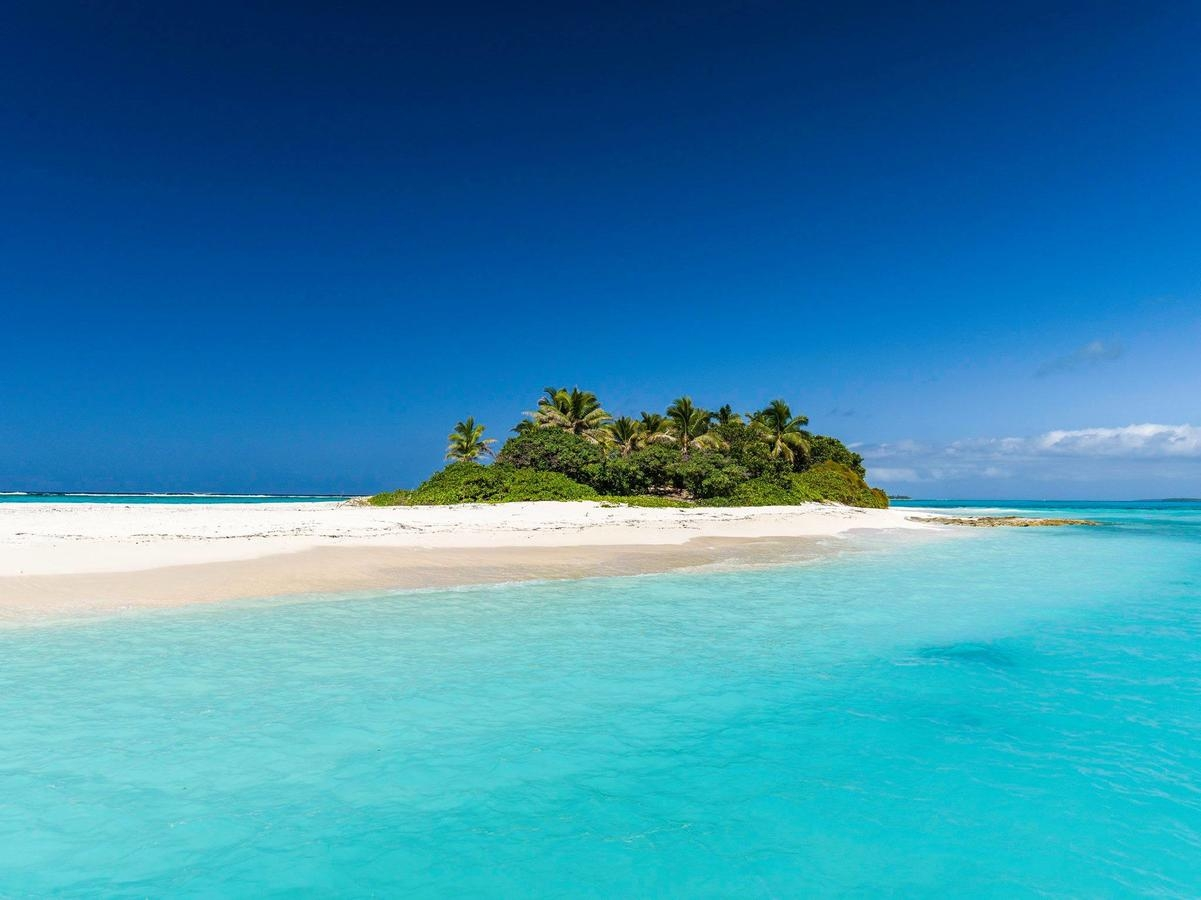 Nearby Island