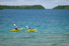 Kayaking at Oneatea
