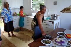 Tongan Food Served by Sia & Ofa